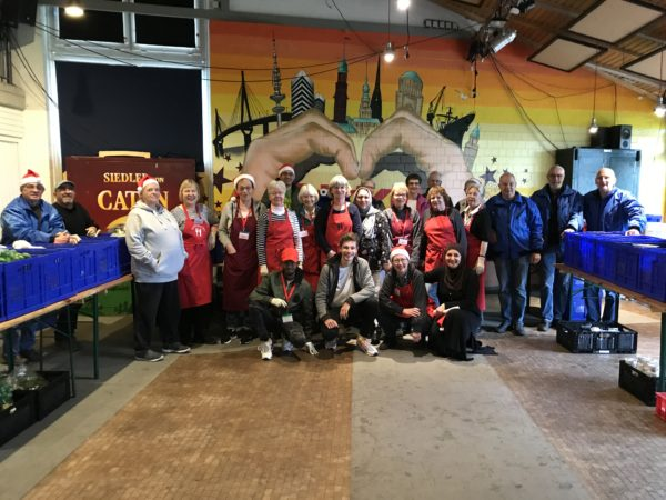 Barsbütteler Tafel - Danke für Unterstützung im Jahr 2019